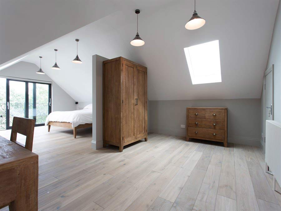 Bespoke Lofts - modern dormer window - attic room