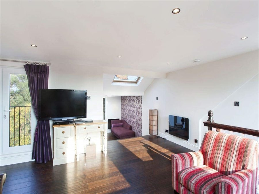 Bespoke Lofts - modern dormer window - attic room