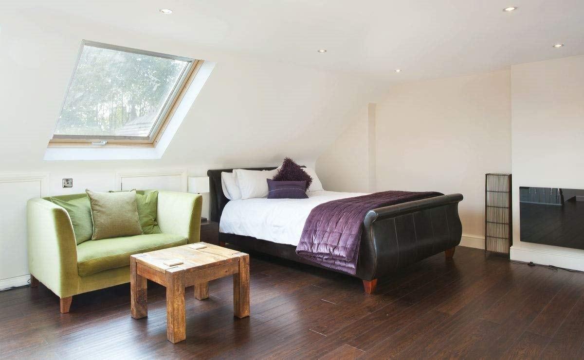 bungalow loft conversion - bedroom - in East London by Bespoke Lofts Conversion Specialists