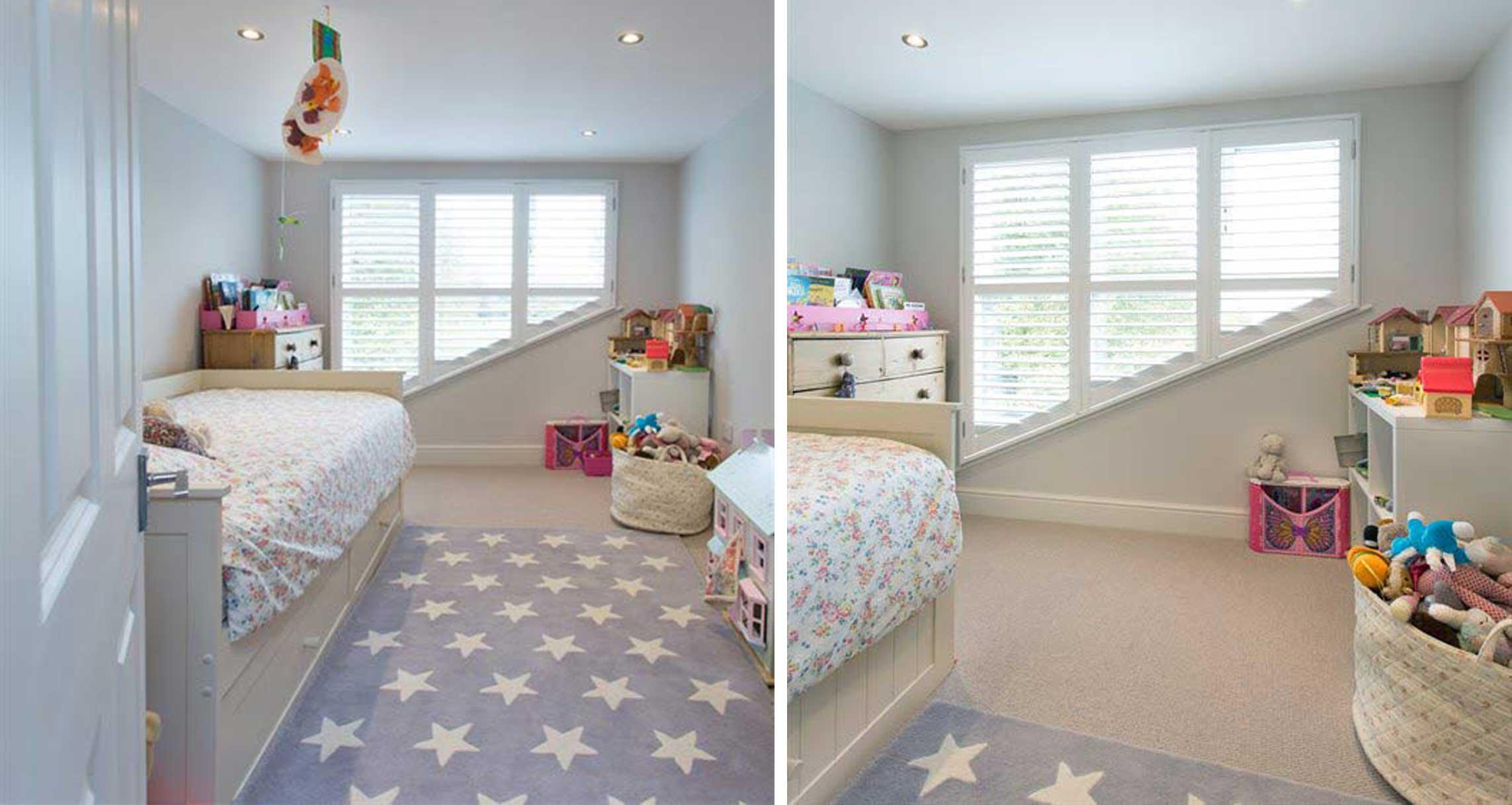 Loft Conversion - kids room - playroom idea - Bespoke Lofts