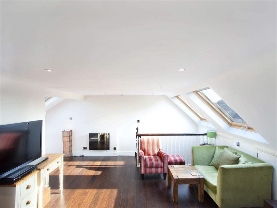 new build loft conversion