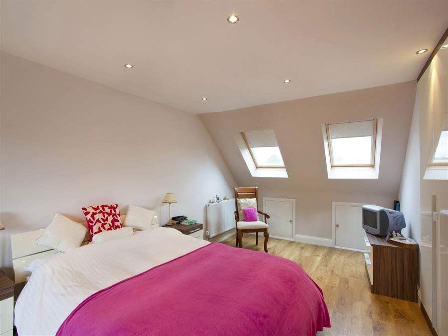 Bespoke lofts new bathroom and bedroom - Loft conversion bedroom design ideas ...