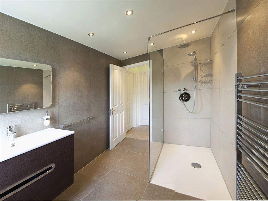 Bespoke lofts new bathroom and bedroom for Bathroom ideas loft conversion