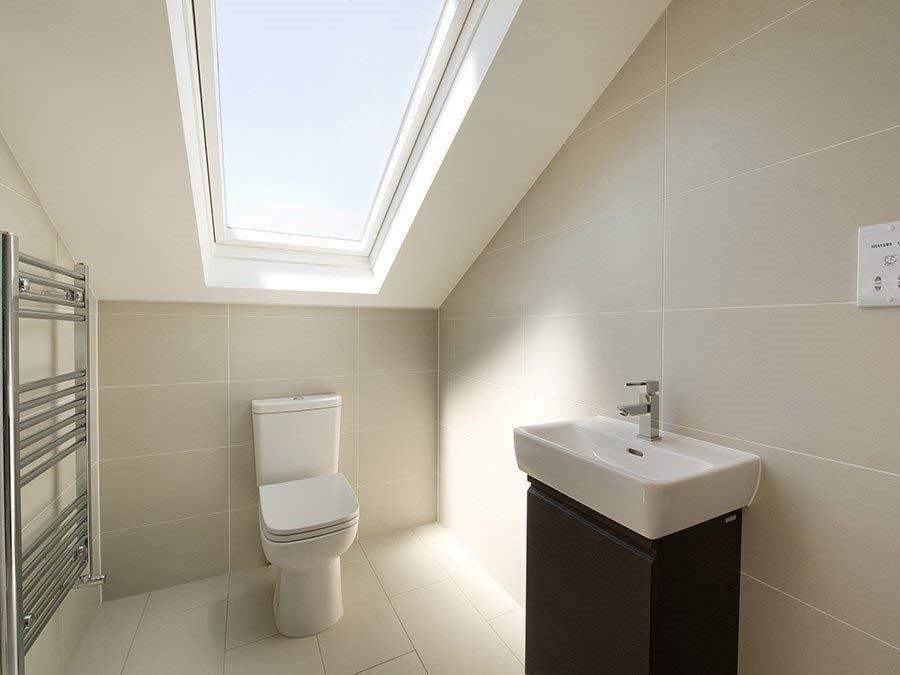 loft conversion bathroom ideas - Bespoke Lofts A Flawless Finish In South Woodford