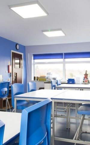 Loft Conversion Loyola School