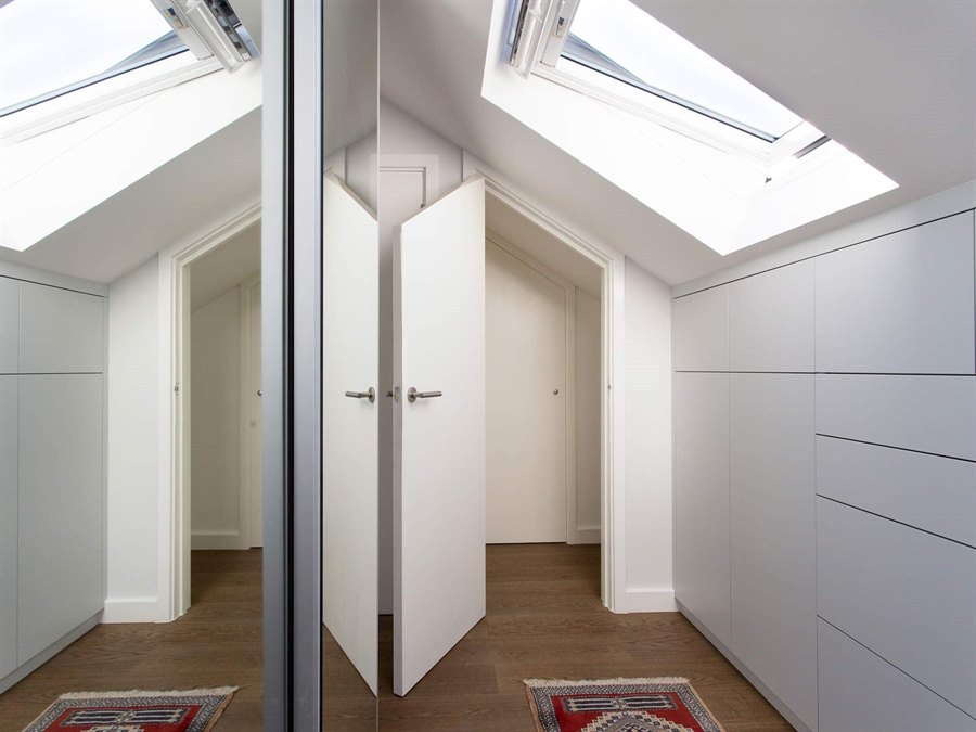 loft conversion low ceiling