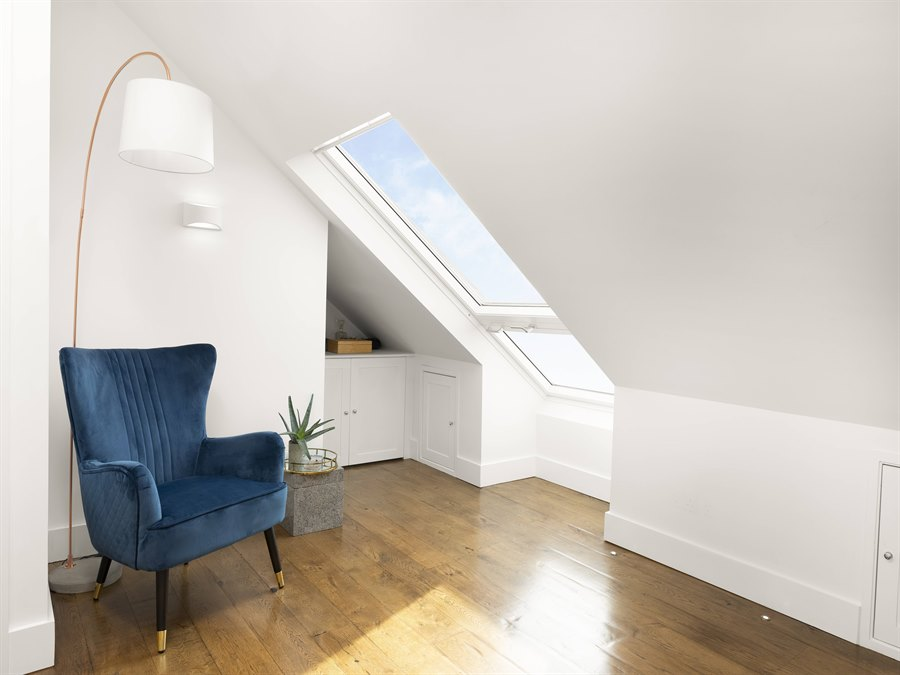 loft conversion room example